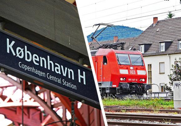 tåg skylt köpenhamns station
