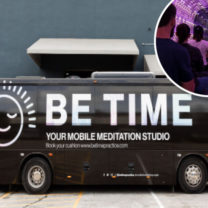 Be time meditationsbuss