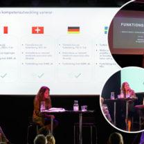 paneldebatt om komplementär medicin modererad av annika dopping