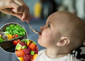 barn äter