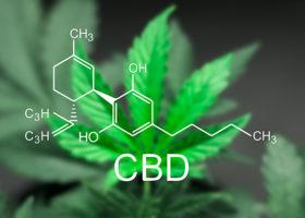 CBD på molekylnivå