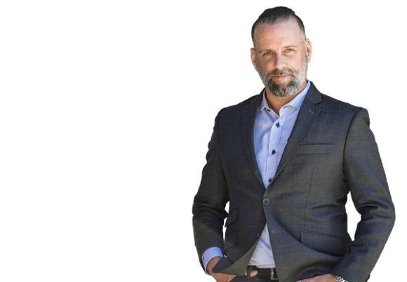 TV-psykologen Fredric Bohm