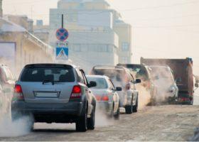 Bilar och avgaser