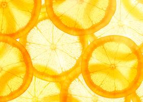 apelsiner och citroner
