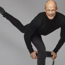 Dansaren Tobias Karlsson