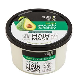 Organic shop hårmask
