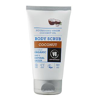 Urtekram kokos body scrub