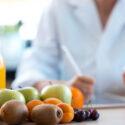 frukt, grönt och vitaminburk