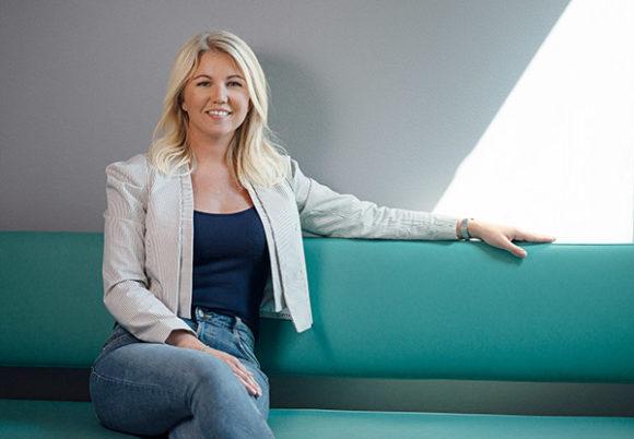 Elina Berglund, medgrundare av Natural Cycles