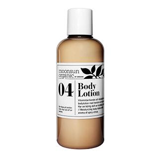Moonsun body lotion