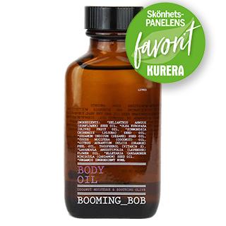 Booming bob olja