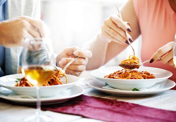 Bästa maten på en dejt? | Sandras matblogg