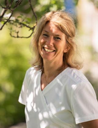 Fotterapeuten Anny Robertsson