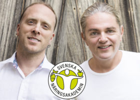 Martin Brunnberg och Fredrik Paulun