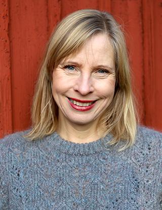 Terapeuten Martina Stål