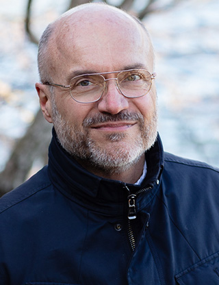 Psykiatern och psykoterapeuten Johan Stiernstedt