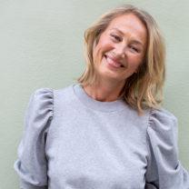 Bild på författaren och hälsoprofilen Karin Björkegren Jones