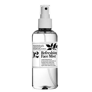 Moonsun organic Refreshing face mist 200 ml, 255 kr