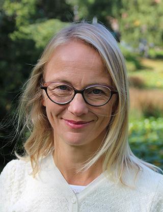 Litteraturvetaren Cecilia Pettersson