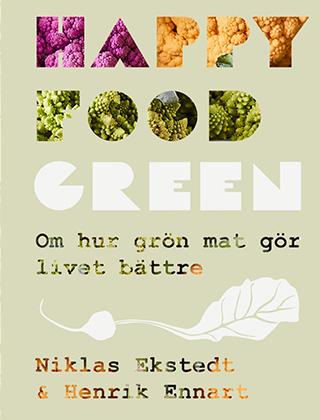 Bokomslag till Happy Food Green
