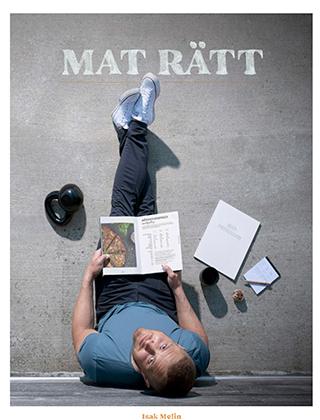 Bokomslag till boken Mat rätt
