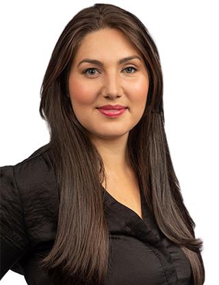 Sara Nomberg, ekologisk hudvårdsterapeut och näringsfysiolog