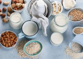 alternativ till komjölk