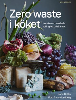 """Bokomslag """"Zero waste i köket"""""""