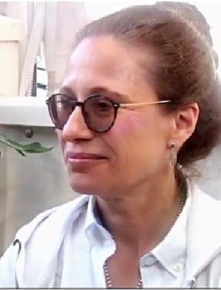 Akupunktör Hanna Angerud