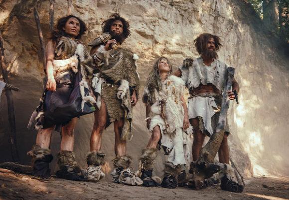 några neandertalare