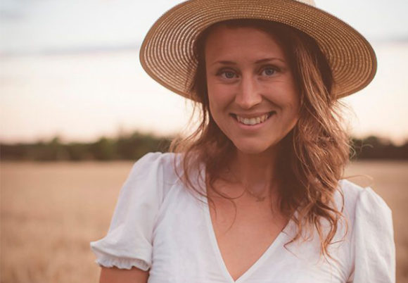 Louise Strömberg, hälsoinspiratör