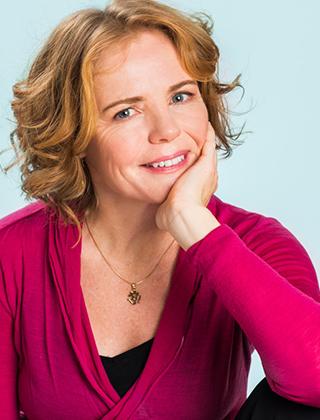 Yogaterapeut Ellen Engvall