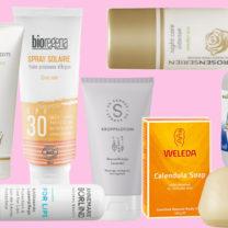 Kureras skönhetsfavoriter sju olika produkter
