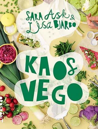 """Omslag boken """"Kaosvego"""""""