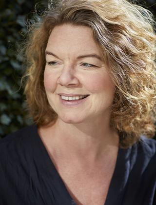 Cecilia Davidsson, kock och näringsterapeut
