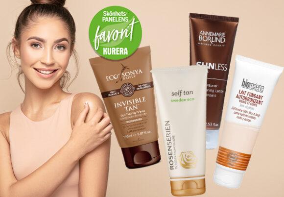 Montage: BUS-produkter och kvinnlig modell