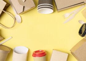 Matförpackningar i papp
