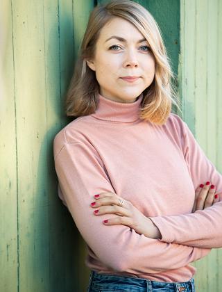 Psykolog Frida Andersson